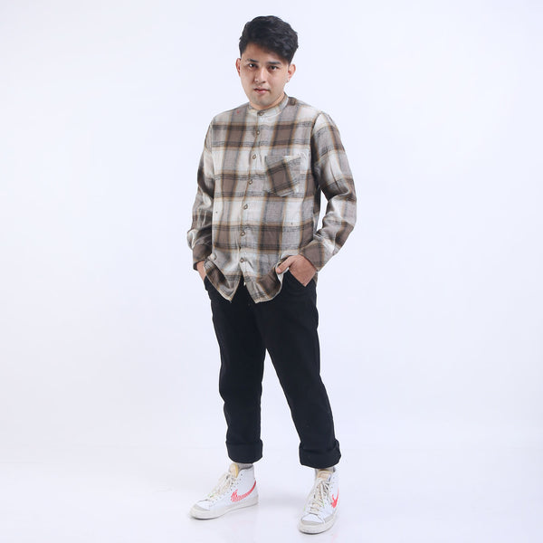 Kemeja Flannel Shirt Ls Old San