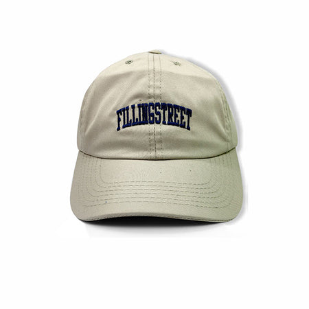 FILLINGSTREET CAP HITHAWAY NAVY CREAM