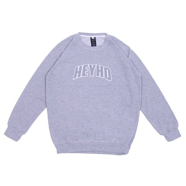 Sweater Shiny Grey Font Default