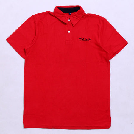 SIGN POLO RED