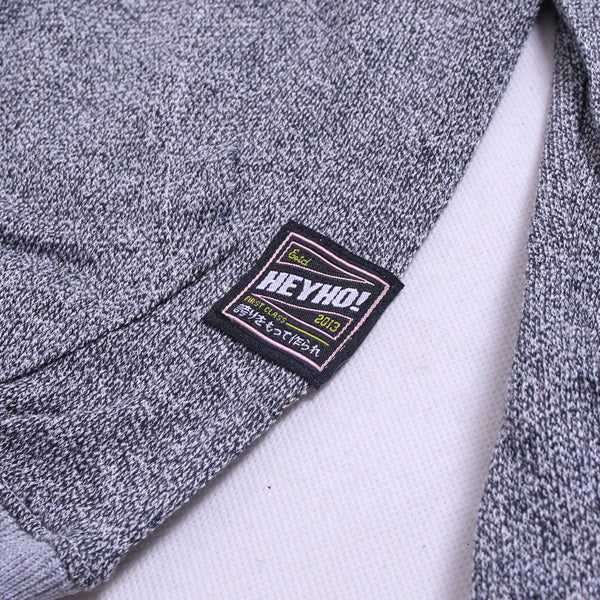 ASTRO IN CHARCOAL GREY