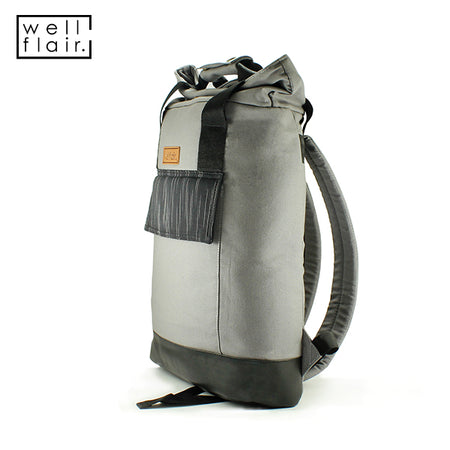 WELLFLAIR KAMA Backpack Grey