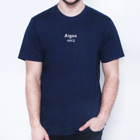 KAOS KOREAN AIGOO NAVY