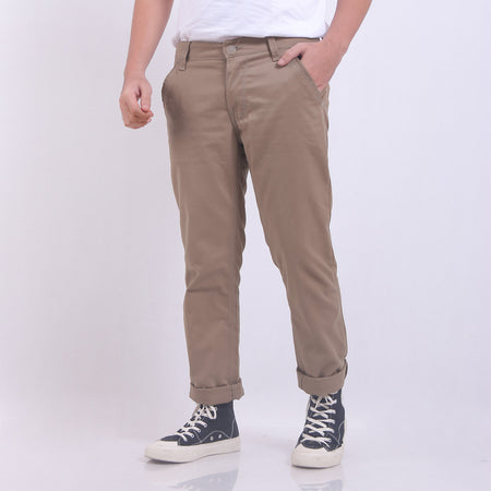 Celana Chino Pants Lc Brown Bdg