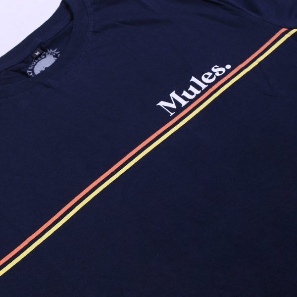 KAOS LINER DOUBLE NAVY