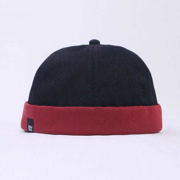 Sailor Cap ATHAWEAR Black Red