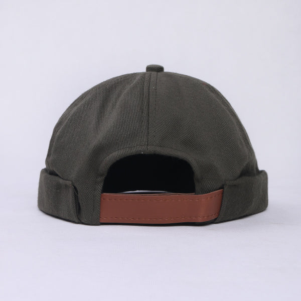 Sailor Cap ATHAWEAR Green Army Default
