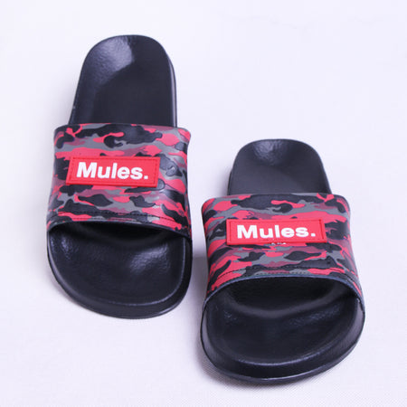 ARMY RED MULES ARMY