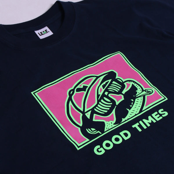 LEAF Mr Good Times Box Black