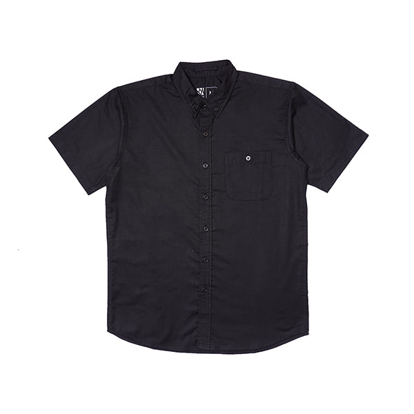 MONOCHROME SS BLACK BASIC OXFORD