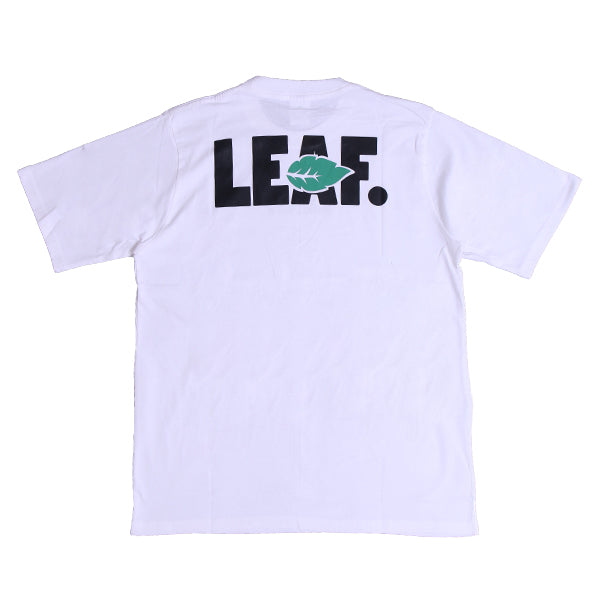 LEAF Og Logo White
