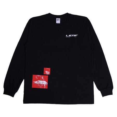 LEAF Riot Long Shirt Black