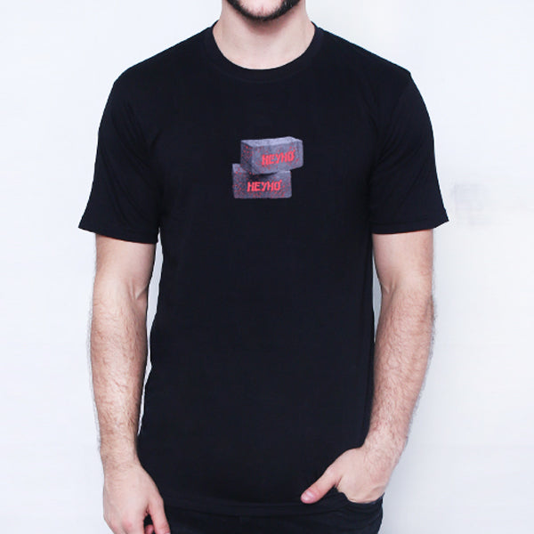 KAOS RED BRICK BLACK