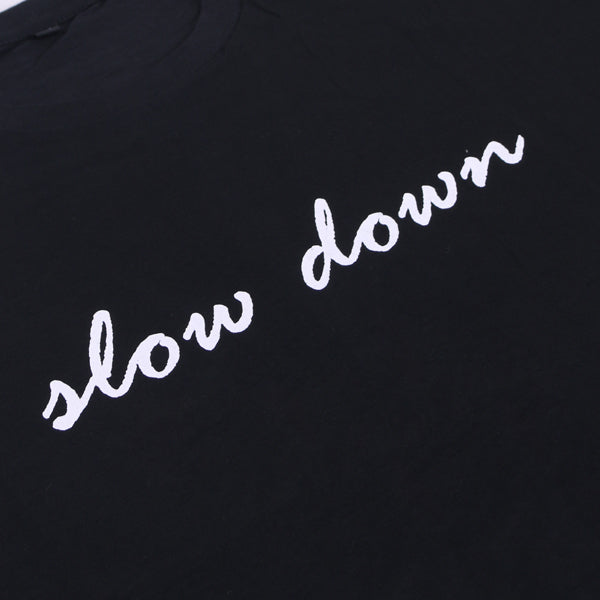 Kaos Slow Down Black Default