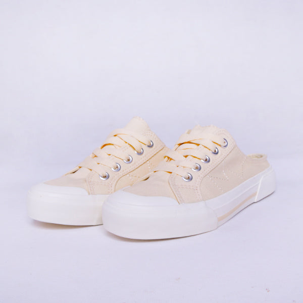 Women Sneakers Stump Cream Default