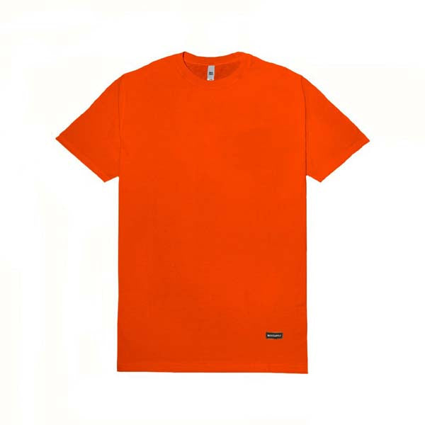 MAXI SUPPLY  Tshirt Basic Orange
