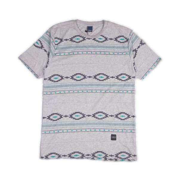 W K N D WTM.0.248 T-SHIRT GREY/GREEN