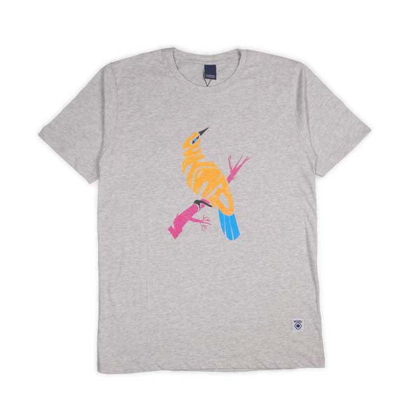 W K N D WTM.0.284 T-SHIRT GREY