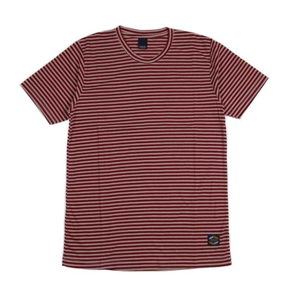 W K N D WTM.0.376 T-SHIRT RED/RED