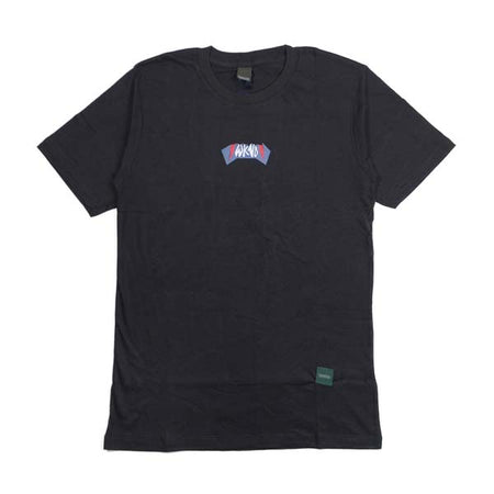W K N D WTM.0.567 T-SHIRT BLACK