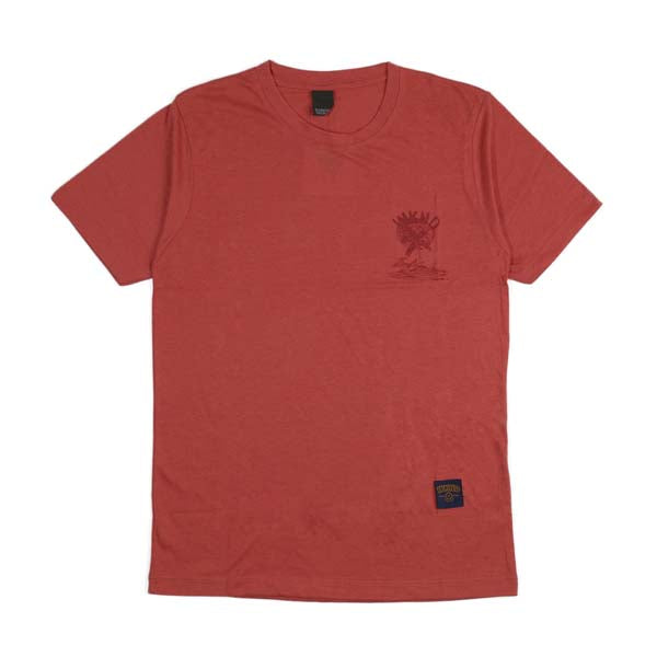 W K N D WTM.0.599 T-SHIRT RED