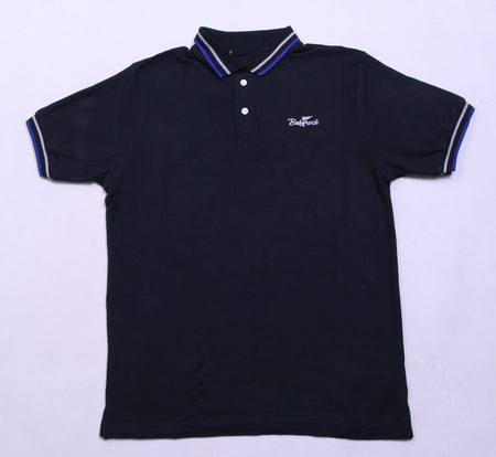 BABY ROCK BABY ROCK POLO BLACK