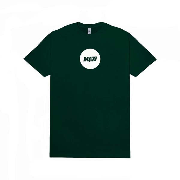 MAXI SUPPLY Tshirt Green Bold