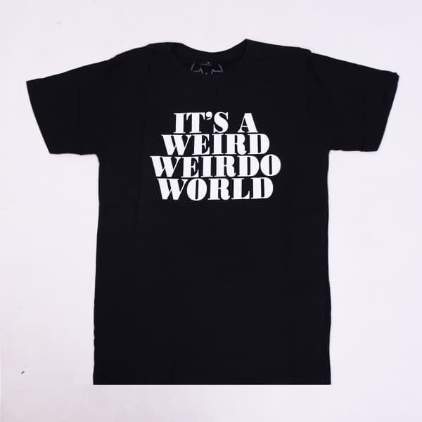 WEIRDO BLK Weirdo World Default