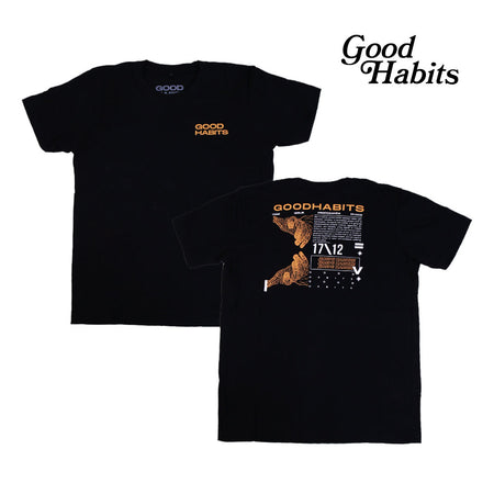 GOOD HABITS T-SHIRT GIVING HAND