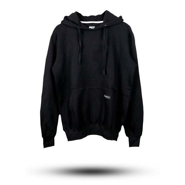 Hoodie MAXI SUPPLY Blackabel