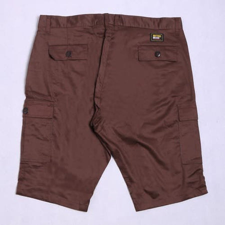 BROWN SHORT CHINO