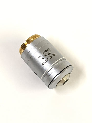 Leica 100x Plan Achromat Oil Immersion Objective