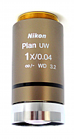 Nikon 1x Objective for Pathology