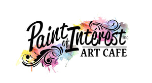 Paint of Interest Art Cafe - Grande Prairie