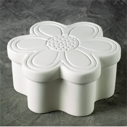 BOXES Flower Trinket Box