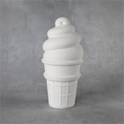 XL Ice Cream Cone Bank