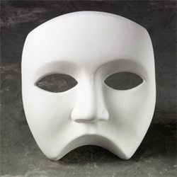 Three Quarter Mask