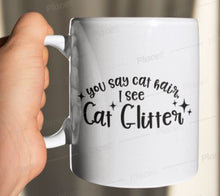 Load image into Gallery viewer, Mugs for Cataholics