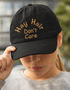 Caps - Embroidered Text Only