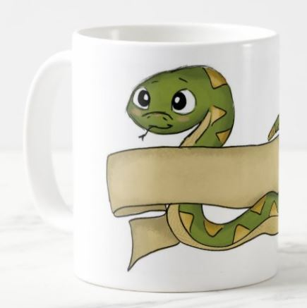 Cute Animal Coffee Mug