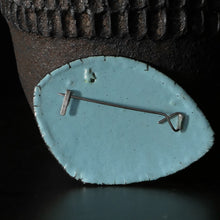 Load image into Gallery viewer, Powder Blue Brooch