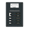 Blue Sea 8143 AC Main + Branch A-Series Toggle Circuit Breaker Panel (230V) - Main + 3 Position [8143]
