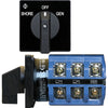 Blue Sea 9019 Switch, AC 240VAC 63A OFF +2 Positions [9019]