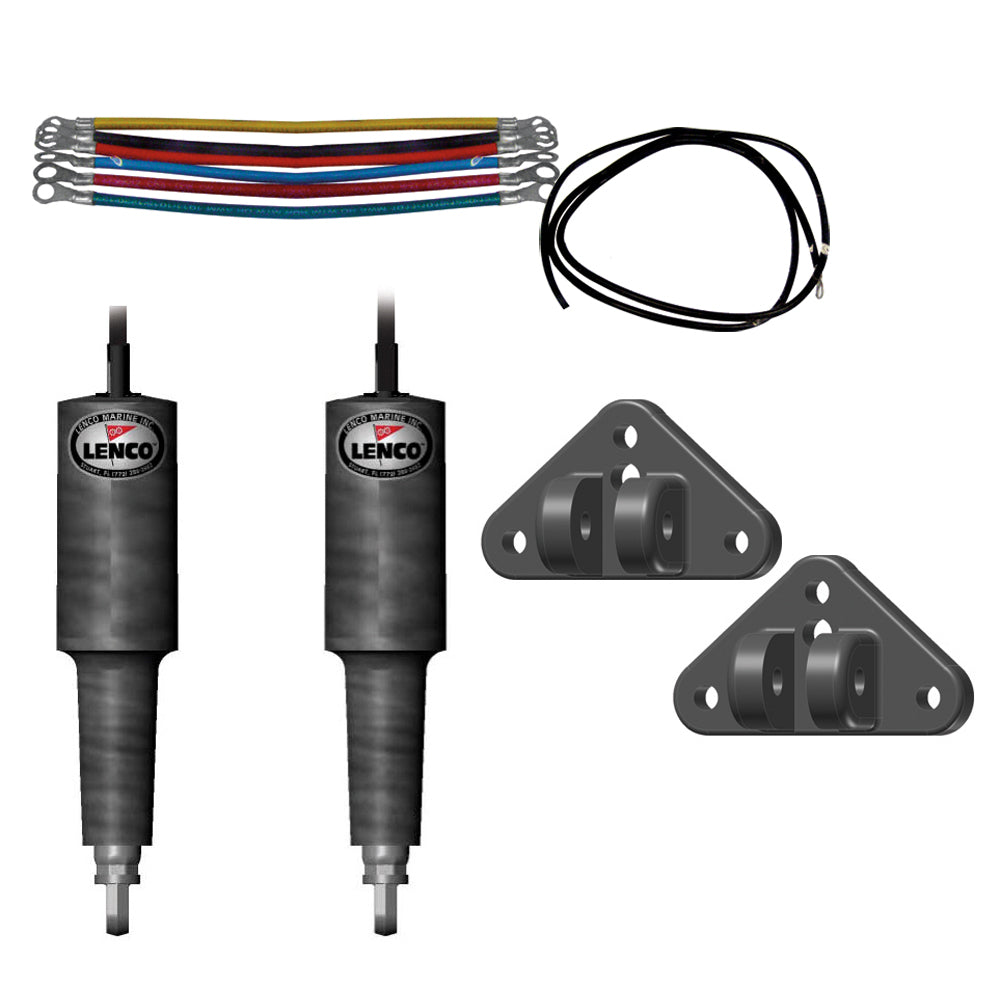 Lenco Bennett Retrofit Kit - 12V [15064-001]