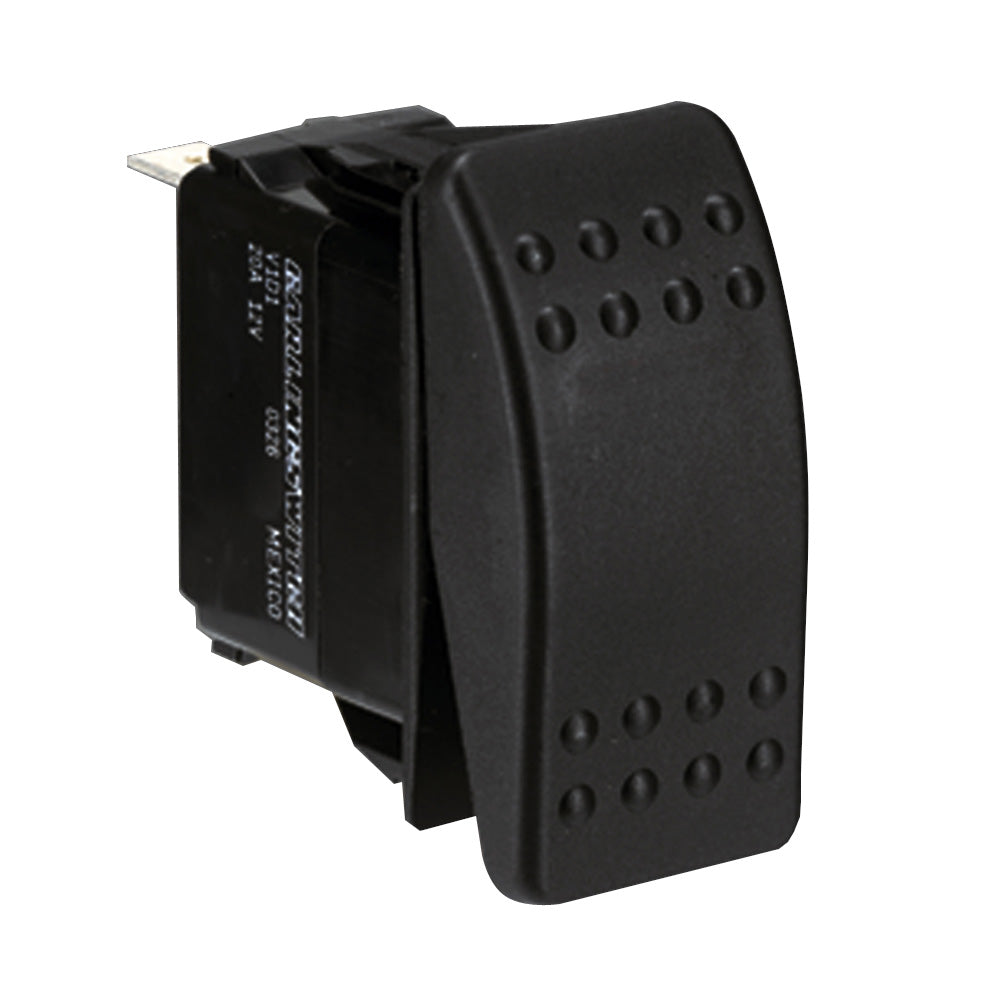 Paneltronics Switch SPST Black Off/On Waterproof Rocker [004-178]