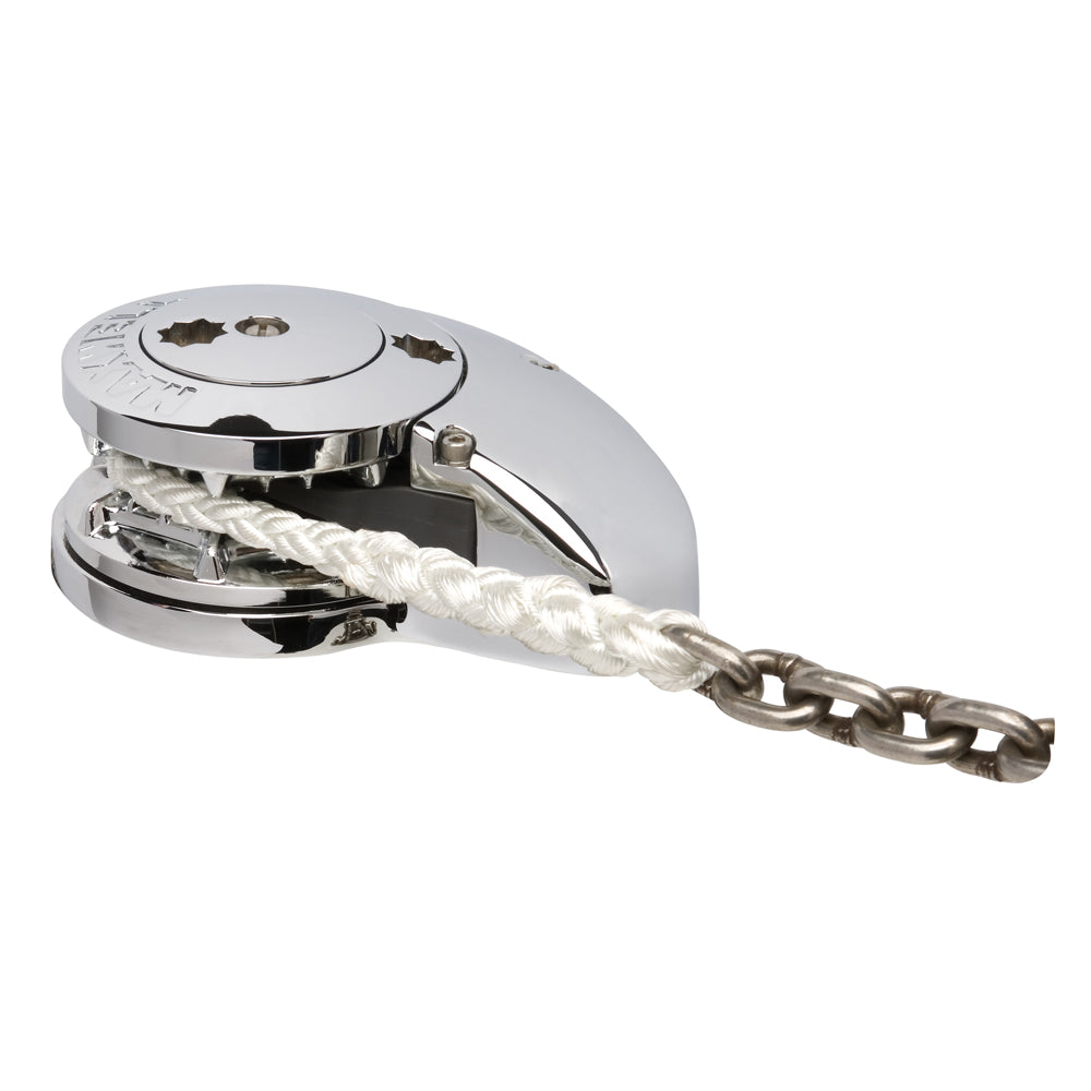 "Maxwell RC10/10 12V Automatic Rope Chain Windlass 3/8"" Chain to 5/8"" Rope [RC101012V]"