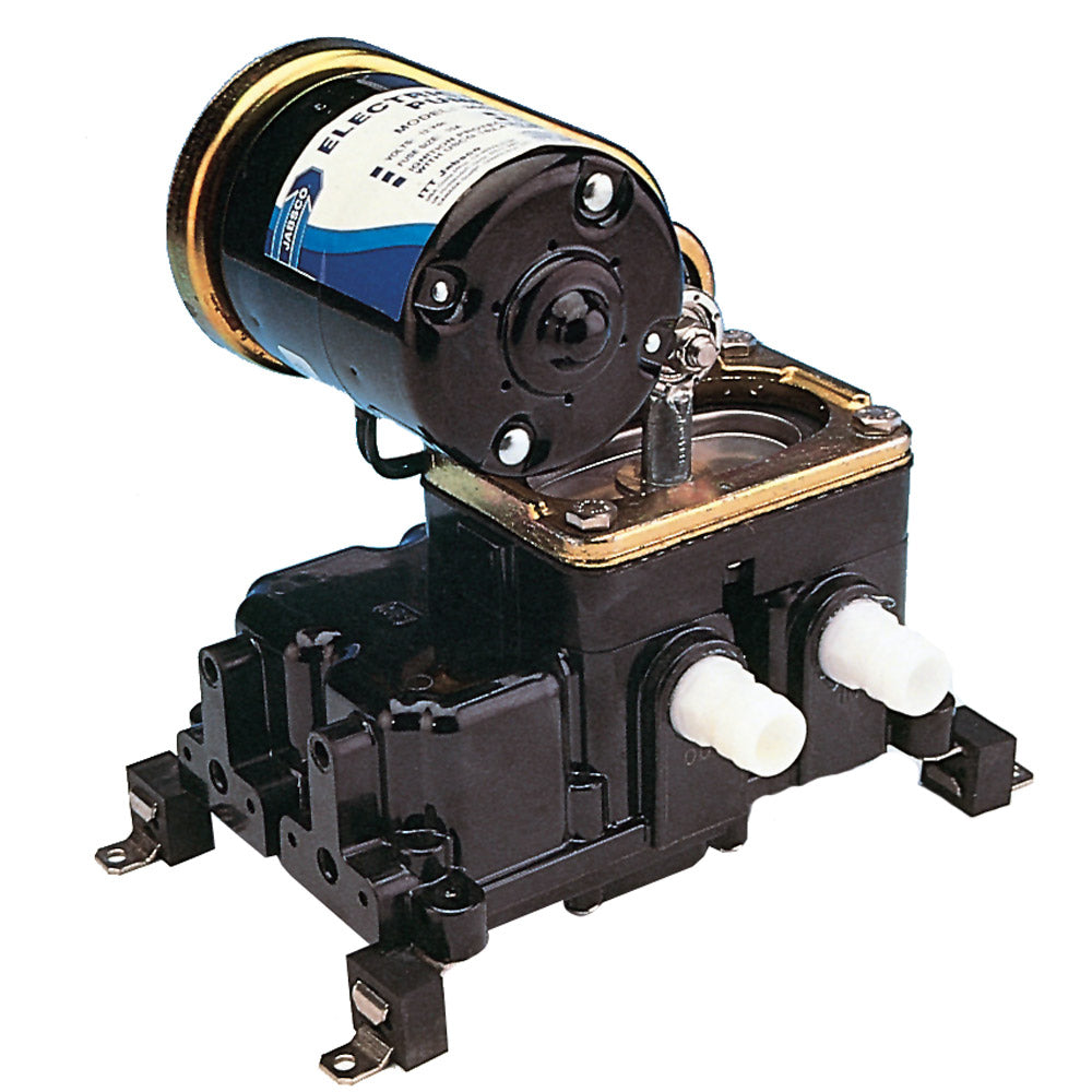 Jabsco 36600 Belt Driven Diaphragm Bilge Pump - 12V [36600-0000]