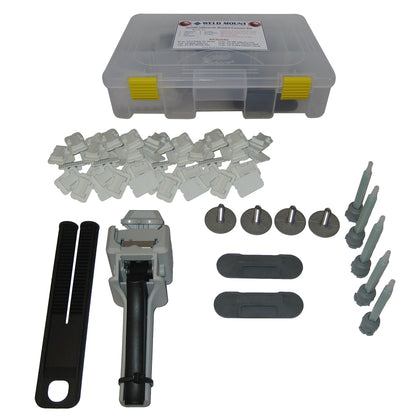 Weld Mount Standard Start-Up Kit w/o Adhesive [65109]