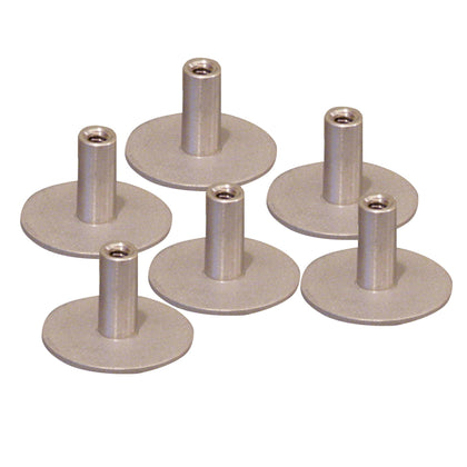 Weld Mount Stainless Steel Standoff 1.25