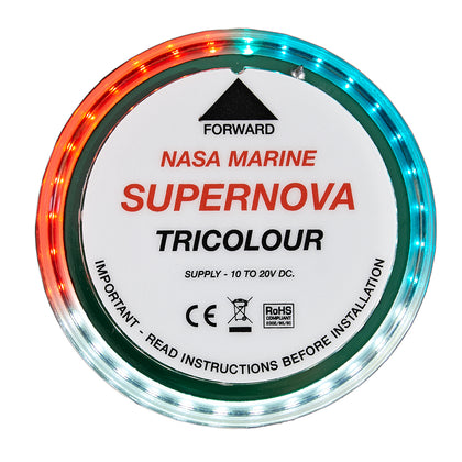 Clipper Supernova Tricolor Navigation Light [SUPER-TRI]